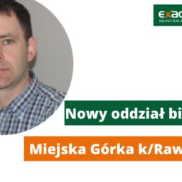 Exactus Biuro Rachunkowe oddział Rawicz obsługa kadrowa N.Nawrocki