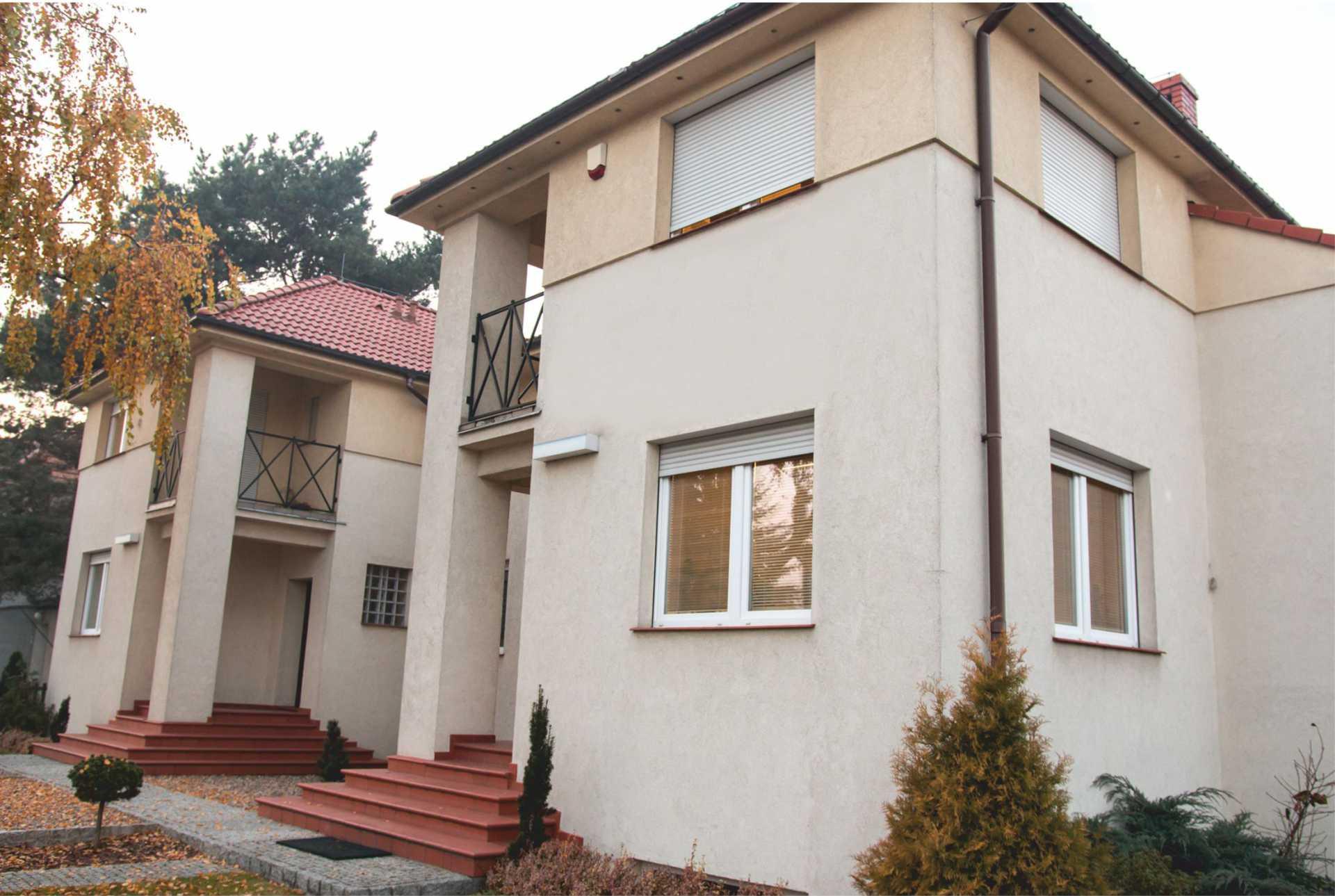 Siedziba EXACTUS przy ul. Dembowskiego 5 w Mosinie