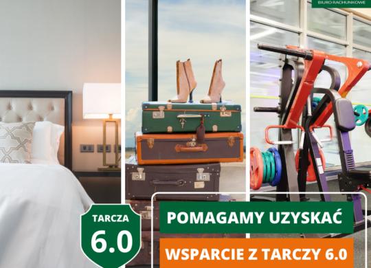 Tarcza 6.0. - wsparcie dla przedsiębiorców - Pomagamy w formalnościach